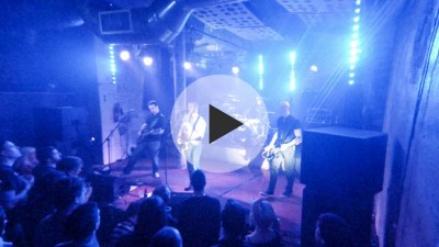 "Baby Chaos ""Blackbirds"" live at Stereo Glasgow"