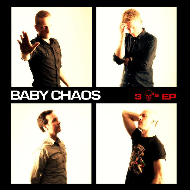 Baby Chaos – 3 Skulls EP