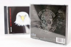 Baby Chaos - Skulls, Skulls, Skulls, Show Me The Glory - CD Packaging