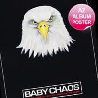 Baby Chaos Album Poster (A2)