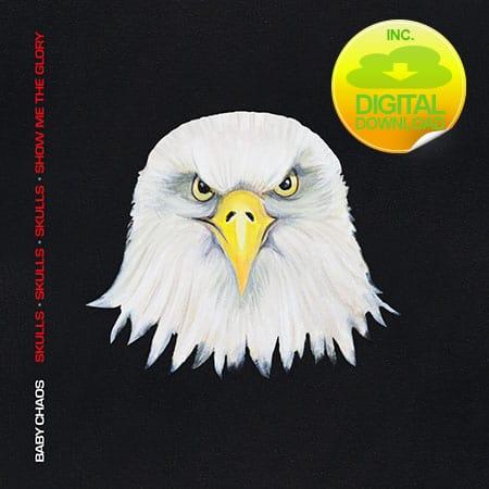 Baby Chaos - Skulls, Skulls, Skulls, Show Me The Glory (LP)