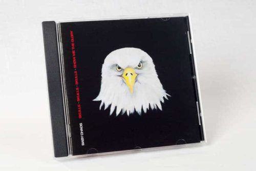 Baby Chaos - Skulls, Skulls, Skulls, Show Me The Glory - CD Packaging