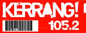 Kerrang Radio logo