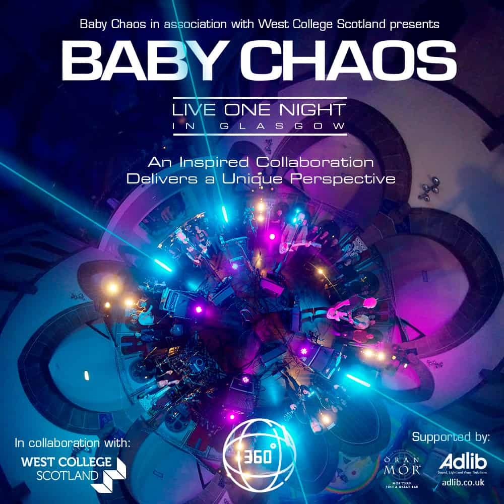 Baby Chaos - Premiere Event