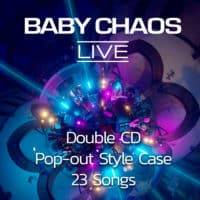 Baby Chaos - Live Album CD