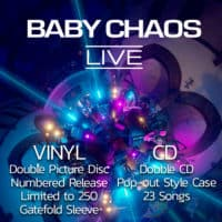Baby Chaos - Live Album Package