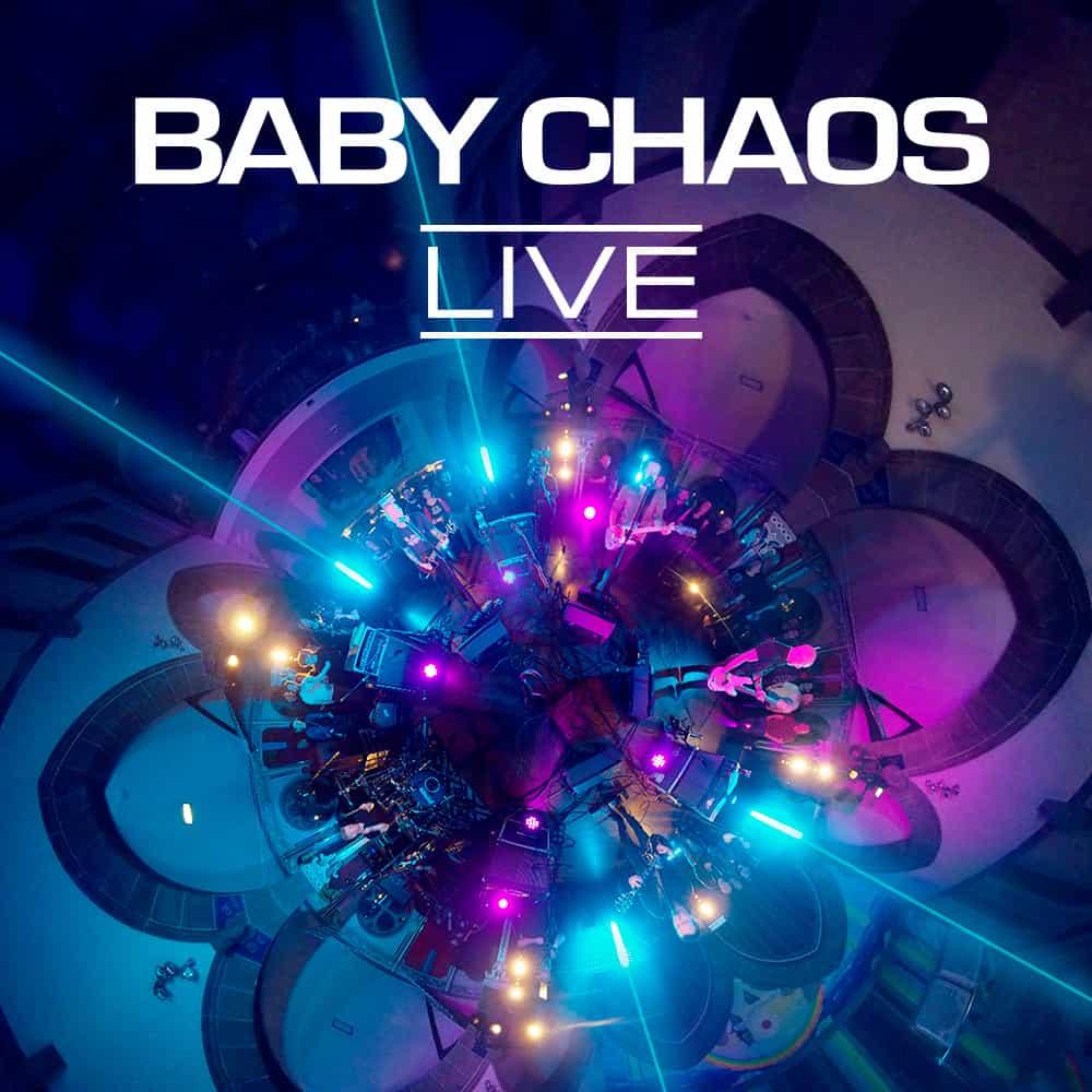 Baby Chaos - Live Album