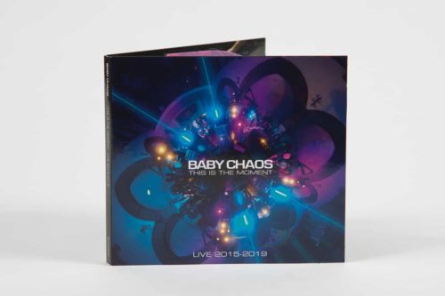 Baby Chaos - This Is The Moment - Live 2015-2019 CD
